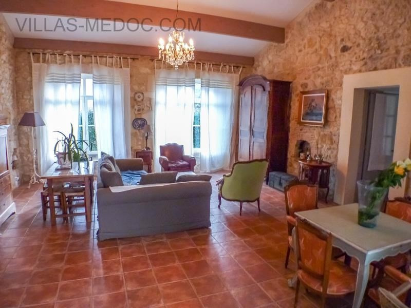Sale house / villa Vensac 421 000€ - Picture 7
