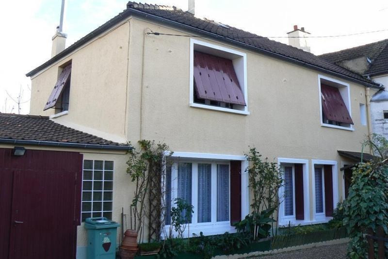 Sale house / villa Rosny sur seine 167000€ - Picture 1