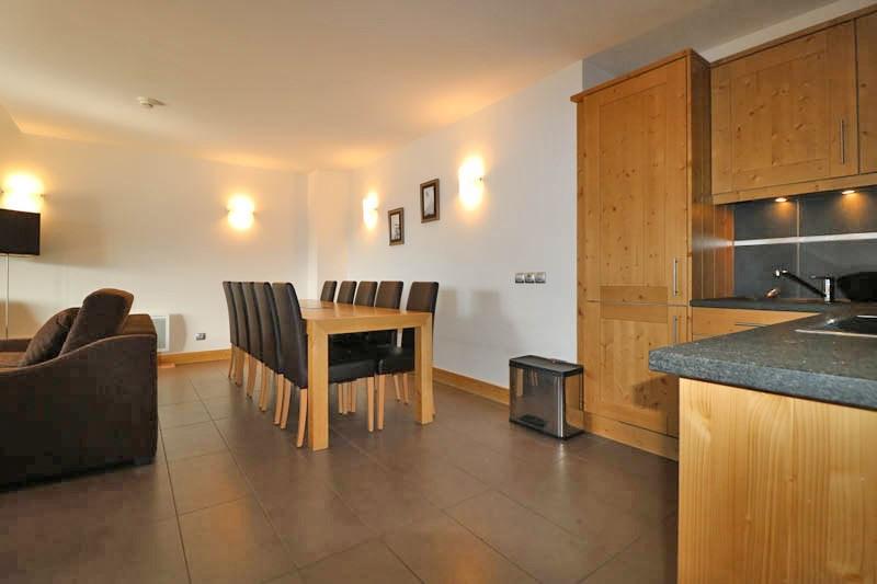 Sale apartment La rosière 458000€ - Picture 6