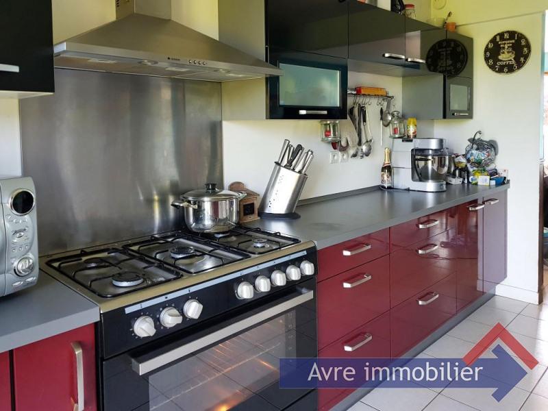 Vente maison / villa Verneuil d'avre et d'iton 157500€ - Photo 1