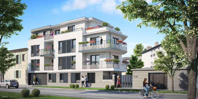 New home sale program Croissy-sur-seine  - Picture 2