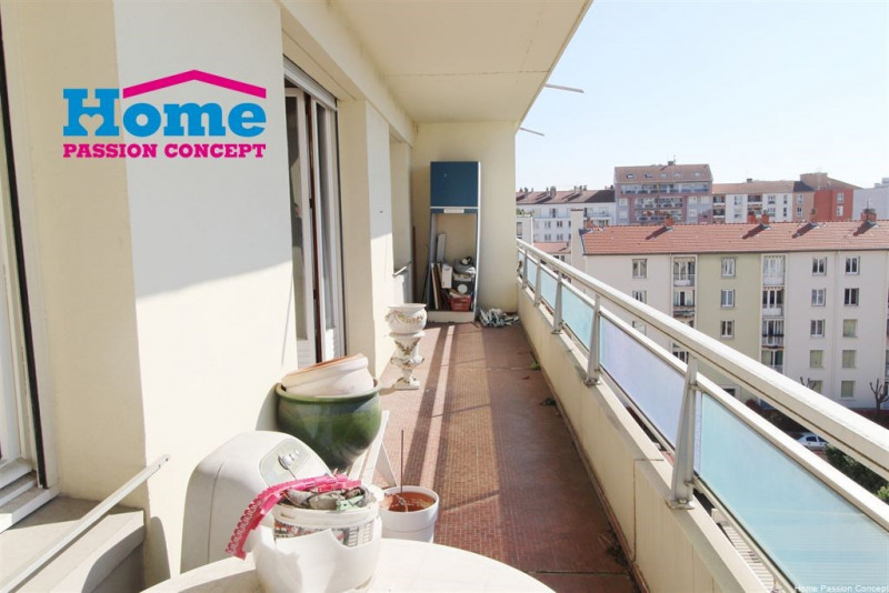 Sale apartment Villeurbanne 355 000€ - Picture 3