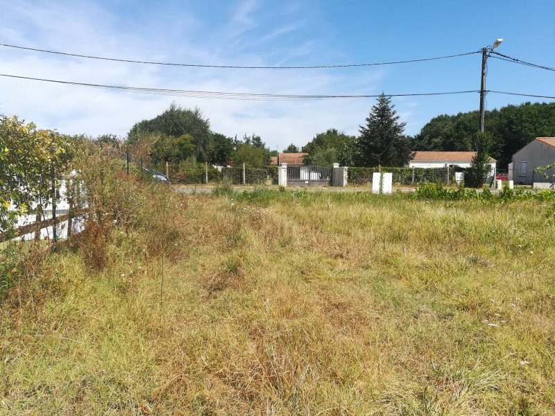 Sale site St augustin 79 000€ - Picture 1