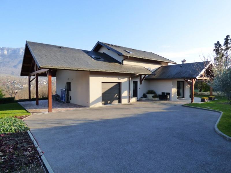 Deluxe sale house / villa Tresserve 632000€ - Picture 1