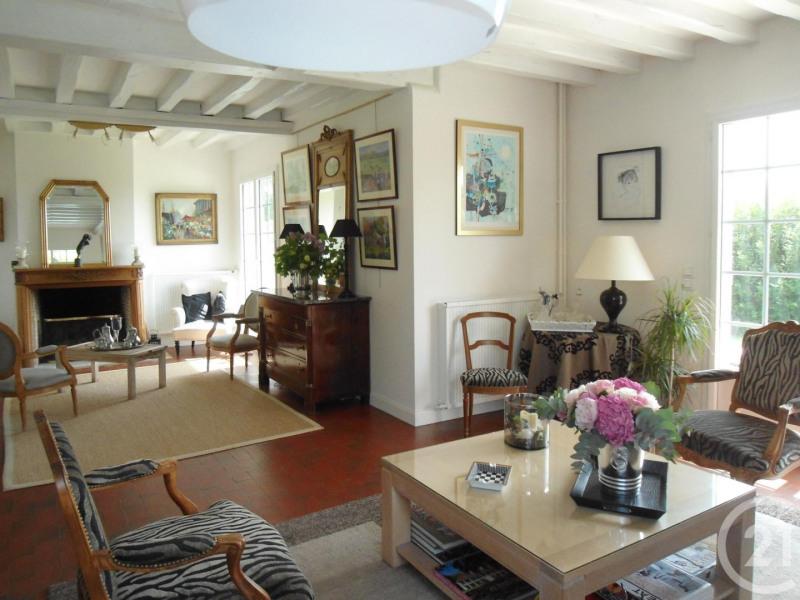 Revenda residencial de prestígio casa Trouville sur mer 695000€ - Fotografia 16