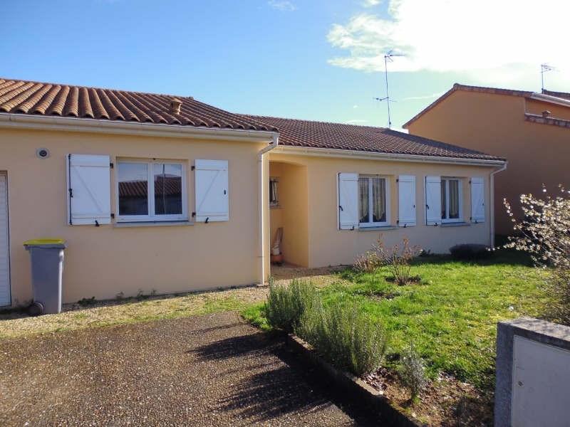 Sale house / villa Poitiers 206000€ - Picture 1