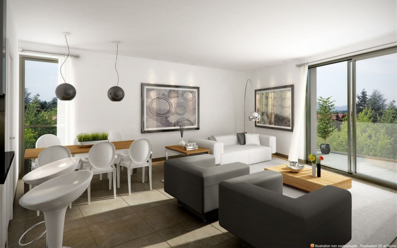 Deluxe sale apartment Issy-les-moulineaux 1 395 000€ - Picture 3