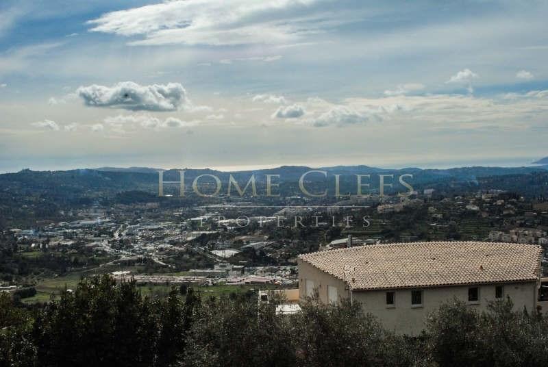 Immobile residenziali di prestigio casa Grasse 653000€ - Fotografia 2