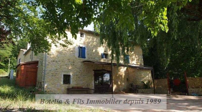 Verkauf haus Vallon pont d arc 415000€ - Fotografie 1