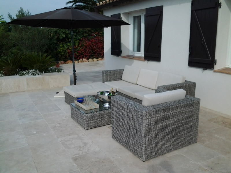 Vacation rental house / villa Les issambres 2250€ - Picture 6