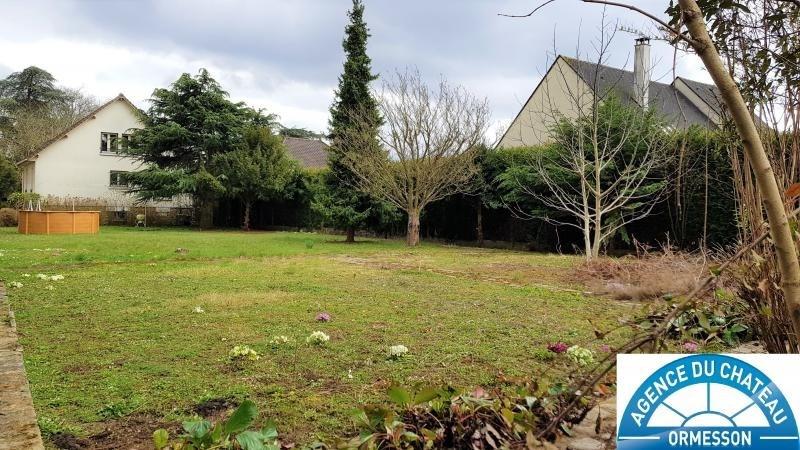 Sale house / villa Ormesson sur marne 581000€ - Picture 1