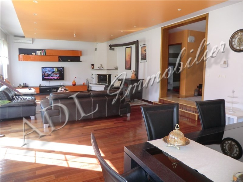 Deluxe sale house / villa La chapelle en serval 577000€ - Picture 4