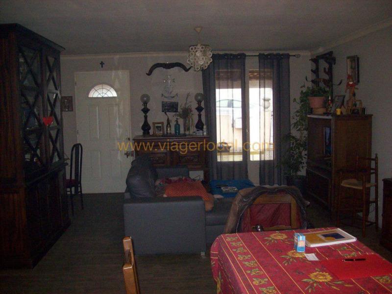 Vendita nell' vitalizio di vita casa Saint-gilles 52500€ - Fotografia 3