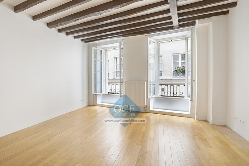 Vente de prestige appartement Paris 5ème 499000€ - Photo 2