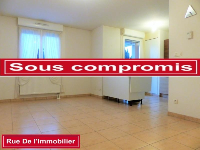 Sale apartment Schweighouse sur moder 128 000€ - Picture 1