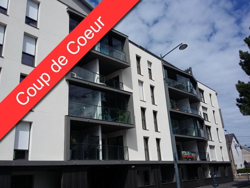 Location appartement Rennes 724€ CC - Photo 1