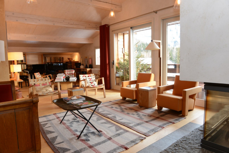 Deluxe sale apartment Chamonix-mont-blanc 2 700 000€ - Picture 2