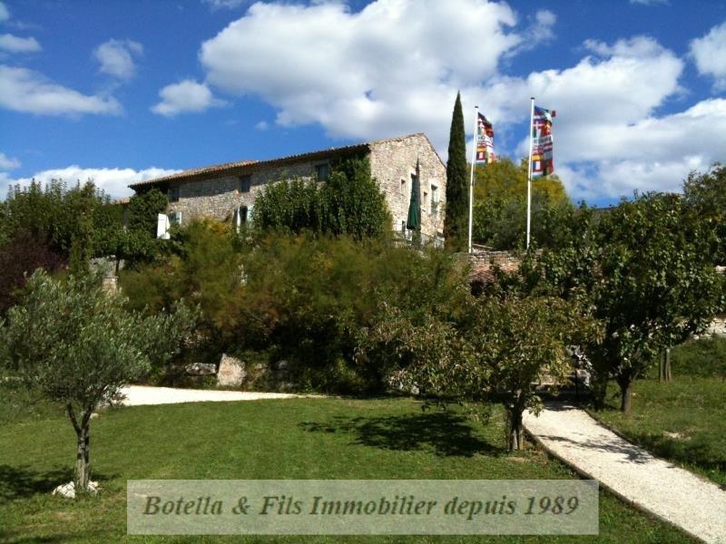 Vente de prestige maison / villa Goudargues 1550000€ - Photo 13