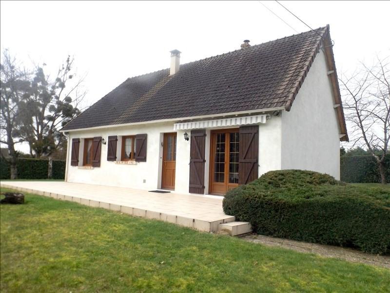 Vente maison / villa Contres 165000€ - Photo 4