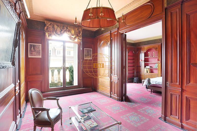 Deluxe sale apartment Paris 16ème 5720000€ - Picture 17