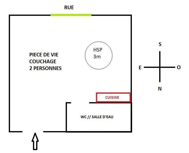 Sale empty room/storage Paris 11ème 189900€ - Picture 4