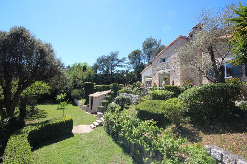 Vente de prestige maison / villa Mandelieu 1850000€ - Photo 2