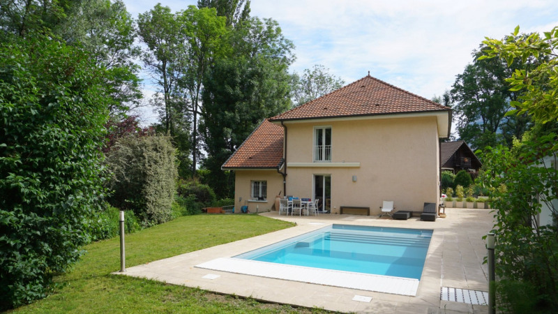 Vente de prestige maison / villa Archamps 749000€ - Photo 1