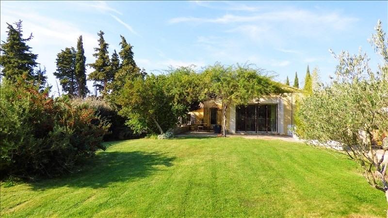 Sale house / villa Monteux 449000€ - Picture 4