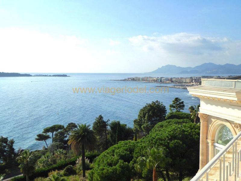 Verkauf auf rentenbasis wohnung Cannes 910000€ - Fotografie 2
