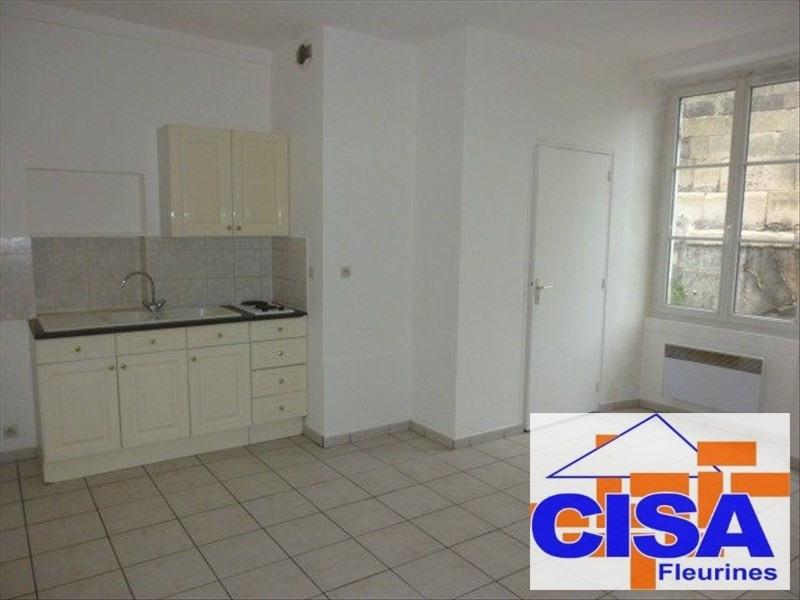 Location appartement Pont ste maxence 380€ CC - Photo 1