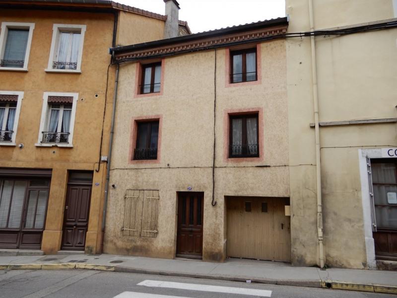 Sale house / villa Crémieu 165000€ - Picture 1