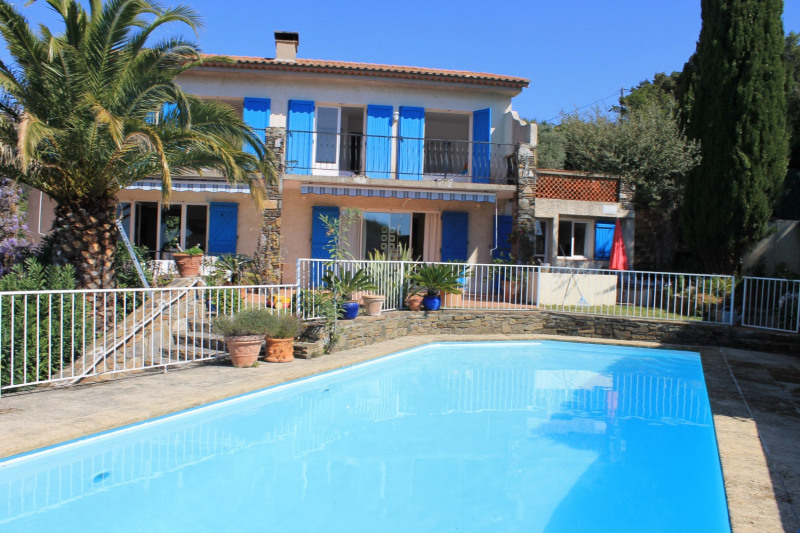 Vacation rental house / villa La croix valmer 3 000€ - Picture 4