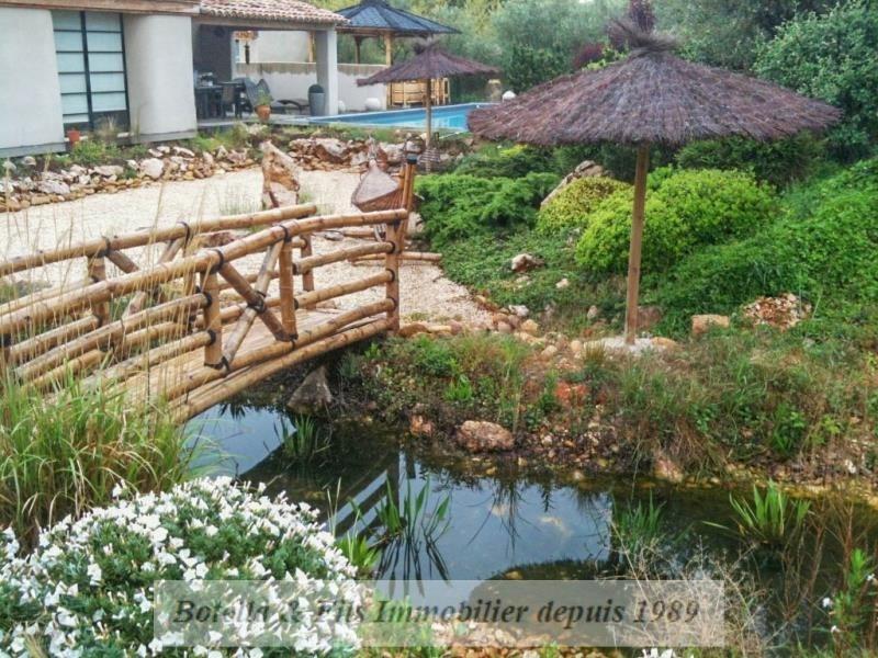 Verkoop van prestige  huis Uzes 799900€ - Foto 14