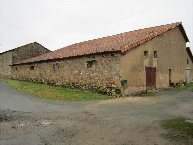 Vente maison / villa Vasles 176800€ - Photo 9