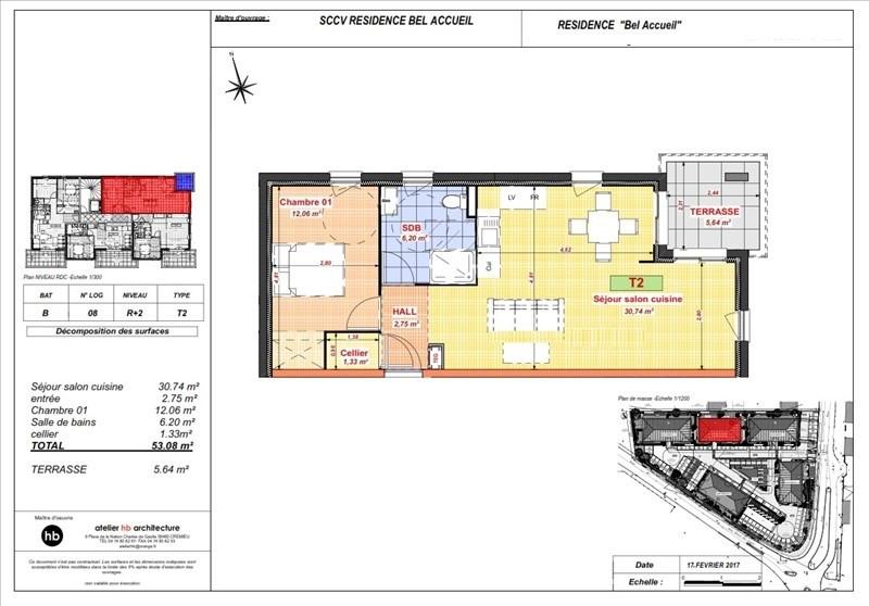 Vente appartement Bourgoin jallieu 142000€ - Photo 5