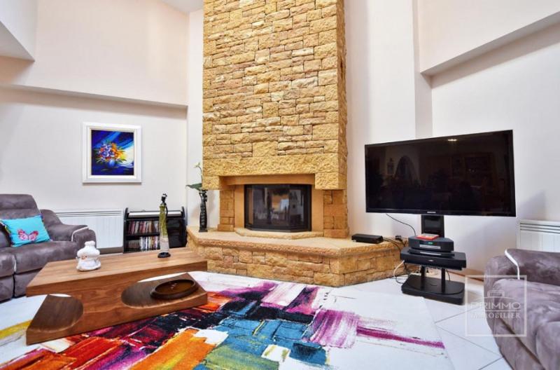 Deluxe sale house / villa Poleymieux au mont d'or 1090000€ - Picture 1