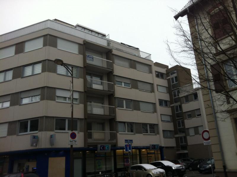 Rental apartment Strasbourg 880€ CC - Picture 1