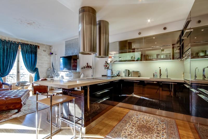 Rental apartment Paris 8ème 3800€ CC - Picture 3