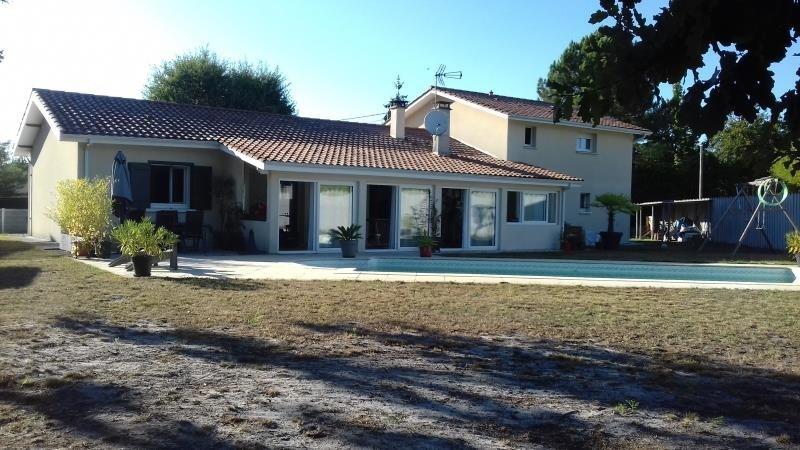 Vente maison / villa Mios 434000€ - Photo 1