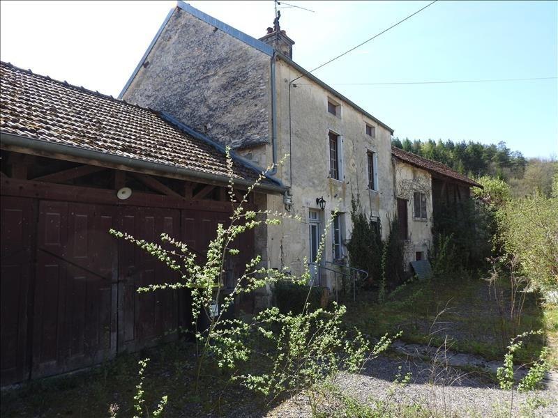 Vente maison / villa A 10mn de chatillon s/s 34000€ - Photo 1