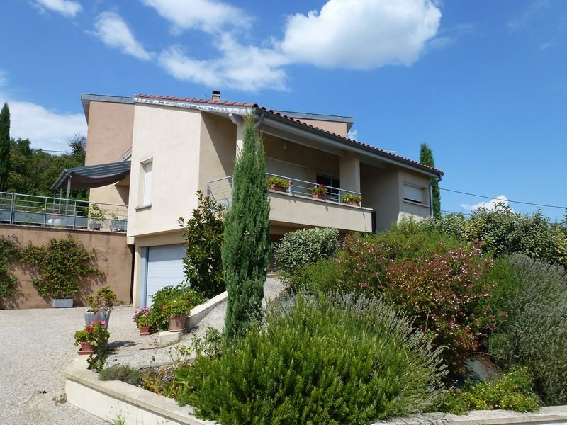 Vente maison / villa Hauterives 315 000€ - Photo 1