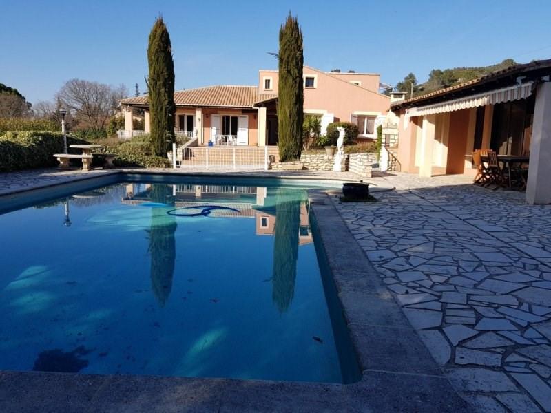 Vente de prestige maison / villa Saze 670000€ - Photo 1