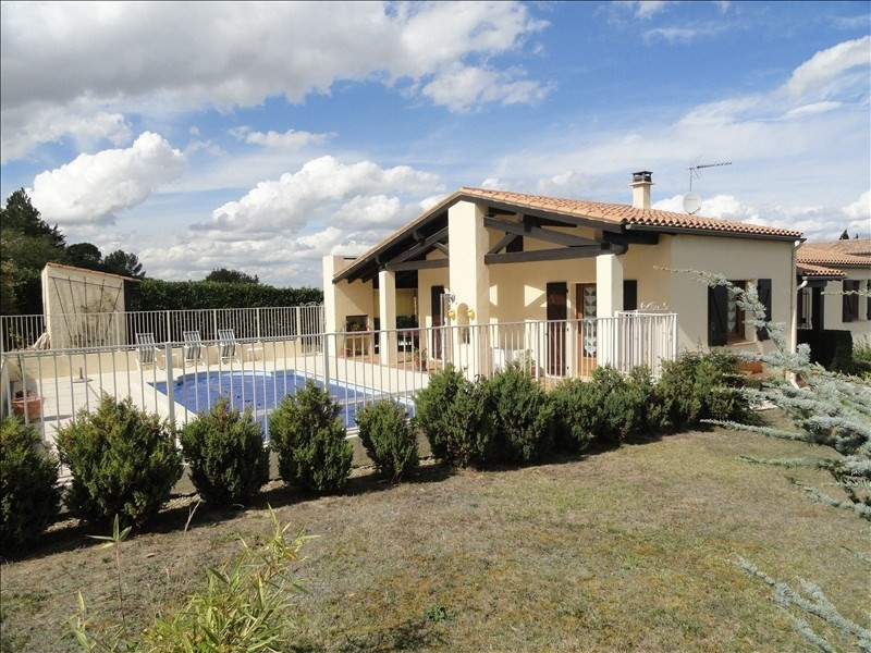 Vente maison / villa Fanjeaux 295000€ - Photo 3