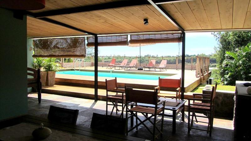 Venta de prestigio  casa Saint gilles les bains 1040000€ - Fotografía 13