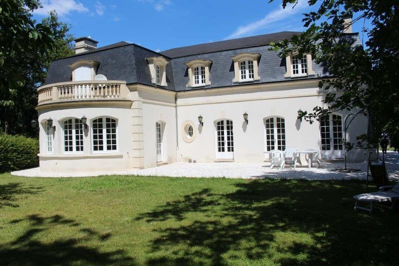 Deluxe sale house / villa Lamorlaye 1450000€ - Picture 2