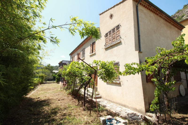 Sale house / villa Puget theniers 351 000€ - Picture 1