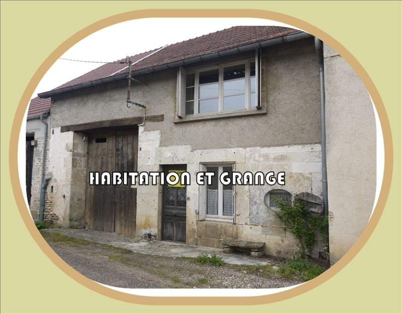Revenda casa Chalancey 68000€ - Fotografia 1