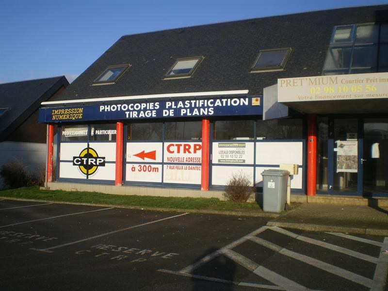 Location boutique Quimper 2 500€ HT/CC - Photo 2