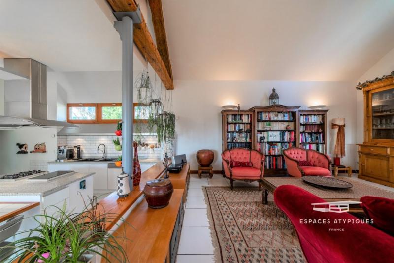 Vente de prestige maison / villa Crozet 895000€ - Photo 1
