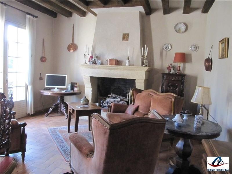 Vente maison / villa La chartre sur le loir 108900€ - Photo 7